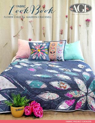 Flower Child Fabric Lookbook