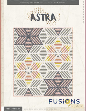 Astra Quilt by AGF Studio