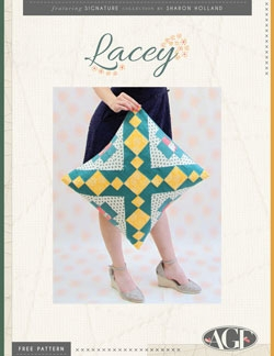 Lacey Pillow Pattern instructions