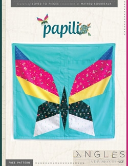 Papilio Butterfly by AGF Studio Instructions