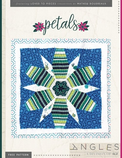 Petals Block by AGF Studio Instructions