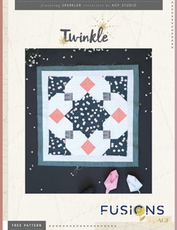 Twinkle Block by AGF Studio Instructions