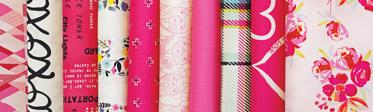 Berry Valentine Edition Fabric Box
