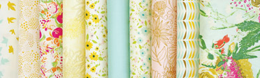 Gentle Spring Edition Fabric Box