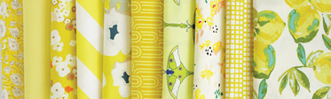 Lemon Green Edition Fabric Box