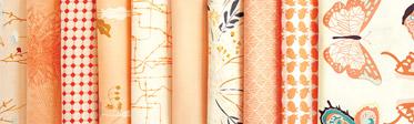 Quite Peachy Edition Fabric Box