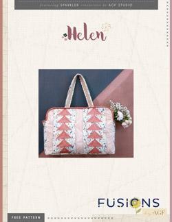 Helen Tote by AGF Studio Pattern