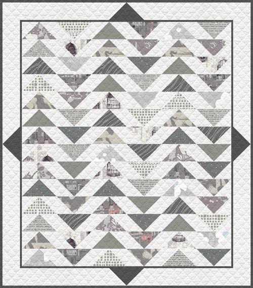 KPQH-111 Clean Slate Quilt Kit