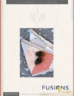 Neva Napkins by AGF Studio Pattern