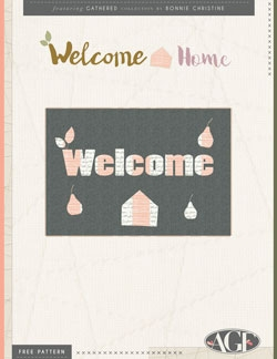 Welcome Home Rug by AGF Studio Instructions