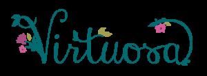 Virtuosa by Bari J. Logo
