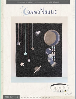 CosmoNautic by AGF Studio Instructions