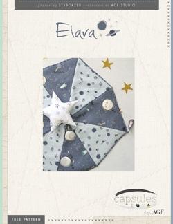 Elara Play Mat by AGF Studio Instructions