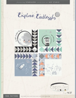 Explore Endlessly Blocks by AGF Studio Instructions
