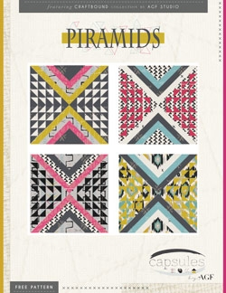 Pyramids Block by AGF Studio Intructions