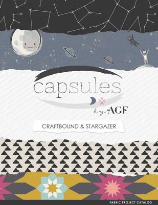Stargazer Craftbound Fabric Lookbook