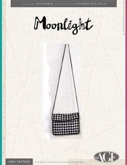 Moonlight Clutch Instructions by AGF Studio