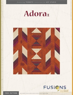 Adora Pillow Instructions by AGF Studio