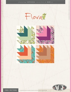 Flora Blocks Instructions by AGF Studio