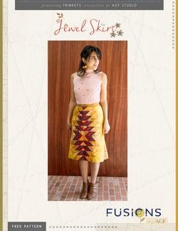 Jewel Skirt Instructions by AGF Studio