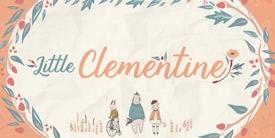 Little Clementine Banner Logo