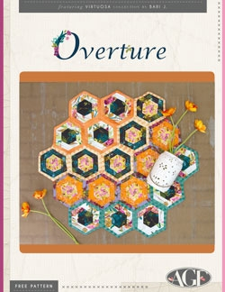 Overture Instructions by AGF Studio
