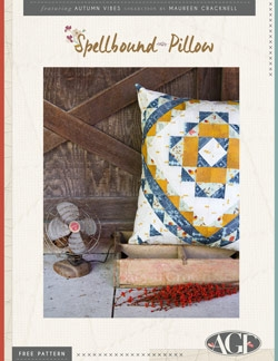 Spellbound Pillow Instructions by AGF Studio