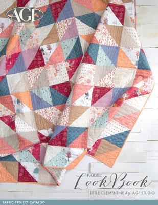 Little Clementine Fabric Lookbook