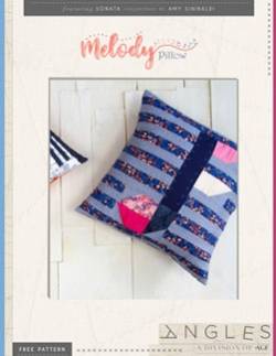 Melody Pillow Instructions by AGF Studio