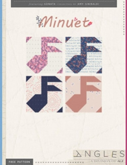 Minuet Block Instructions by AGF Studio