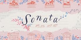 Sonata Banner by Amy Sinibaldi