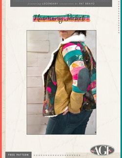 Harmony Jacket Instructions by AGF Studio
