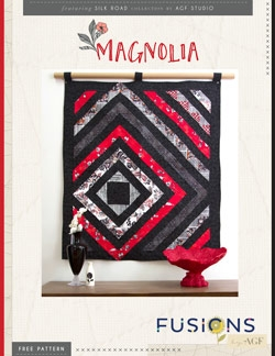 Magnolia Wall Art Instructions by AGF Studio