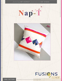 Nap T Pillow Instructions by AGF Studio
