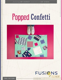 Popped Confetti Instructions by AGF Studio