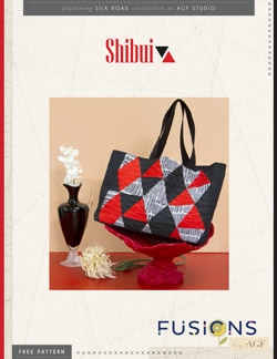 Shibui Tote Instructions by AGF Studio