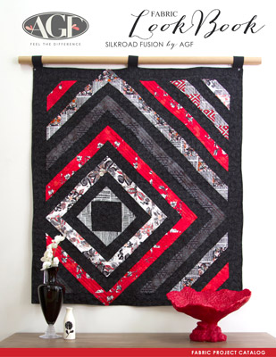 Silkroad Fusion Fabric Lookbook