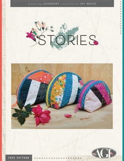 Stories Bag Instructions by AGF Studio