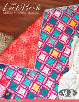 Sun Kissed Fabric Lookbook