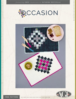 Occasion Placemat Instruction by AGF Studio