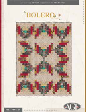 Free Quilting Patterns - Art Gallery Fabrics - Download your